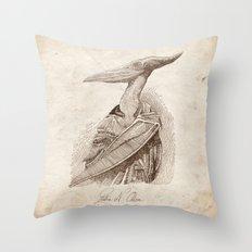 Petra N. Odon Throw Pillow