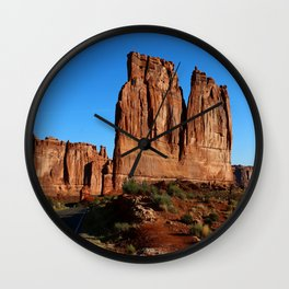 Still Waiting For You Wall Clock