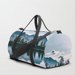 Lake Symmetry Duffle Bag