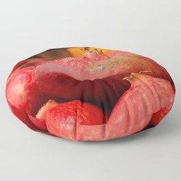 Pomegranates Floor Pillow