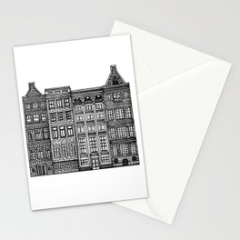 Dutch Canal House Stationery Cards