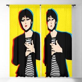 Pat Benatar | Pop Art Blackout Curtain