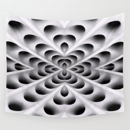 Auto-Replications Wall Tapestry