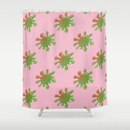 SNOT Shower Curtain