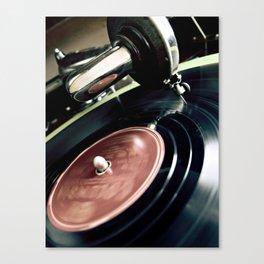spin {mug 2 Canvas Print
