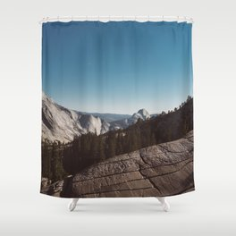 Olmsted Point, Yosemite National Park V Shower Curtain