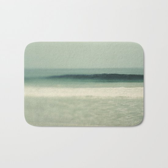 Teal Sea Bath Mat