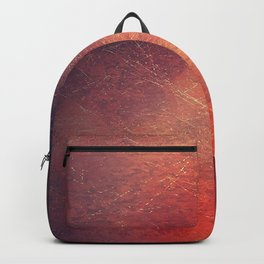 Hot Stone texture Backpack