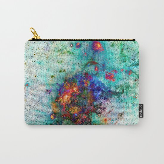 Everything is nothing 9 (therefore it was beautiful) Carry-All Pouch