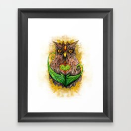 HEARTWISE Framed Art Print