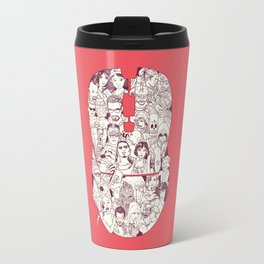 Adulthood Mash-Up Travel Mug