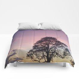 Pastel Sky #3 Comforters