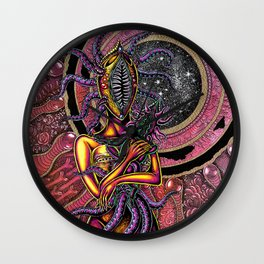 Mind-Thy-Mother Wall Clock