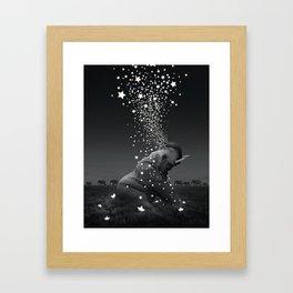 stalight, starbright Framed Art Print