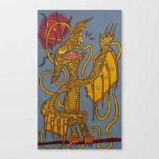 The Cosmic Joke Canvas Print
