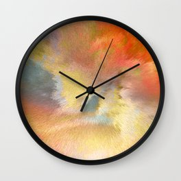 Homage to Turner Wall Clock