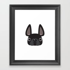 This is Banks Framed Art Print