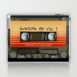 Awesome transparent mix cassette tape volume 1 iPhone 4 4s 5 5c 6, pillow case, mugs and tshirt Laptop & iPad Skin