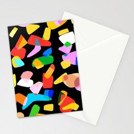so many shapes Stationery Cards