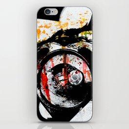 Love Defeated iPhone Skin