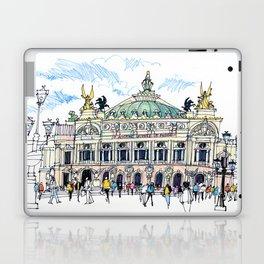 Palais Garnier, Paris Laptop & iPad Skin