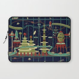 Fantastic Launch Station Laptop Sleeve