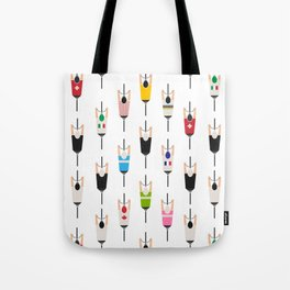 Bicycle squad Tote Bag