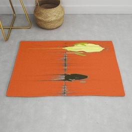 Abstracts Tango Bold Pattern Modern Art - Corbin Henry Rug