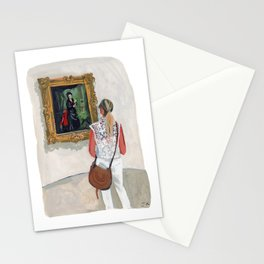 Olden Days at the Guggenheim Stationery Cards