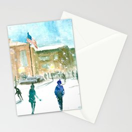 Drill Field - Mississippi State Stationery Cards