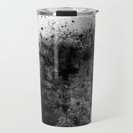 The Sherry / Charcoal + Water Travel Mug