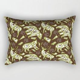 Spirit Animals Mountain - Bear - Cougar - Elk Rectangular Pillow