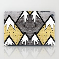 The Gold and Silver Hills iPad Case
