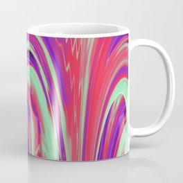 The Flaring Falls of Strine Canyons Coffee Mug