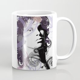 Digital art of J. Morrison Coffee Mug