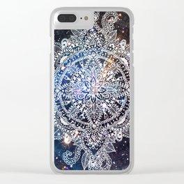 Celestina Clear iPhone Case