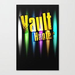 Borderlands Tribute -  Vault Hunter Canvas Print