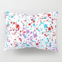 Color splashes 2 Pillow Sham