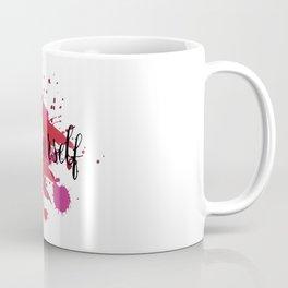be yourself.  Coffee Mug