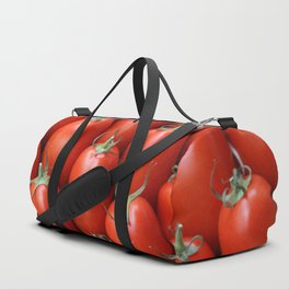 Tomatoes pattern background Duffle Bag