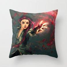 Traverse Throw Pillow