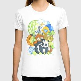 Bamboo Bunch T-shirt