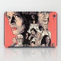bill iPad Cases featuring Kill Bill by RJ Artworks