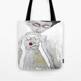 sonik youth Tote Bag