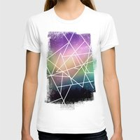 night sky T-shirts featuring night sky by Cat Milchard