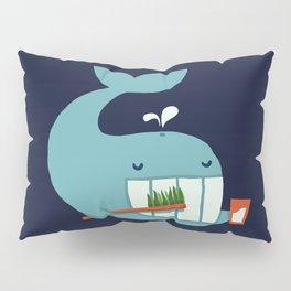 Brush Your Teeth Pillow Sham