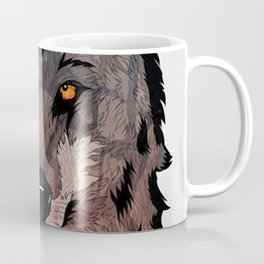 Wolf Mother Coffee Mug
