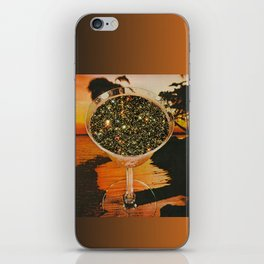 Cocktails of stars  iPhone Skin