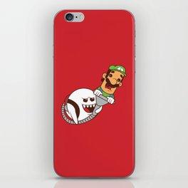 Boo's revenge iPhone Skin