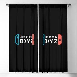Joycon Boyz Color Blackout Curtain